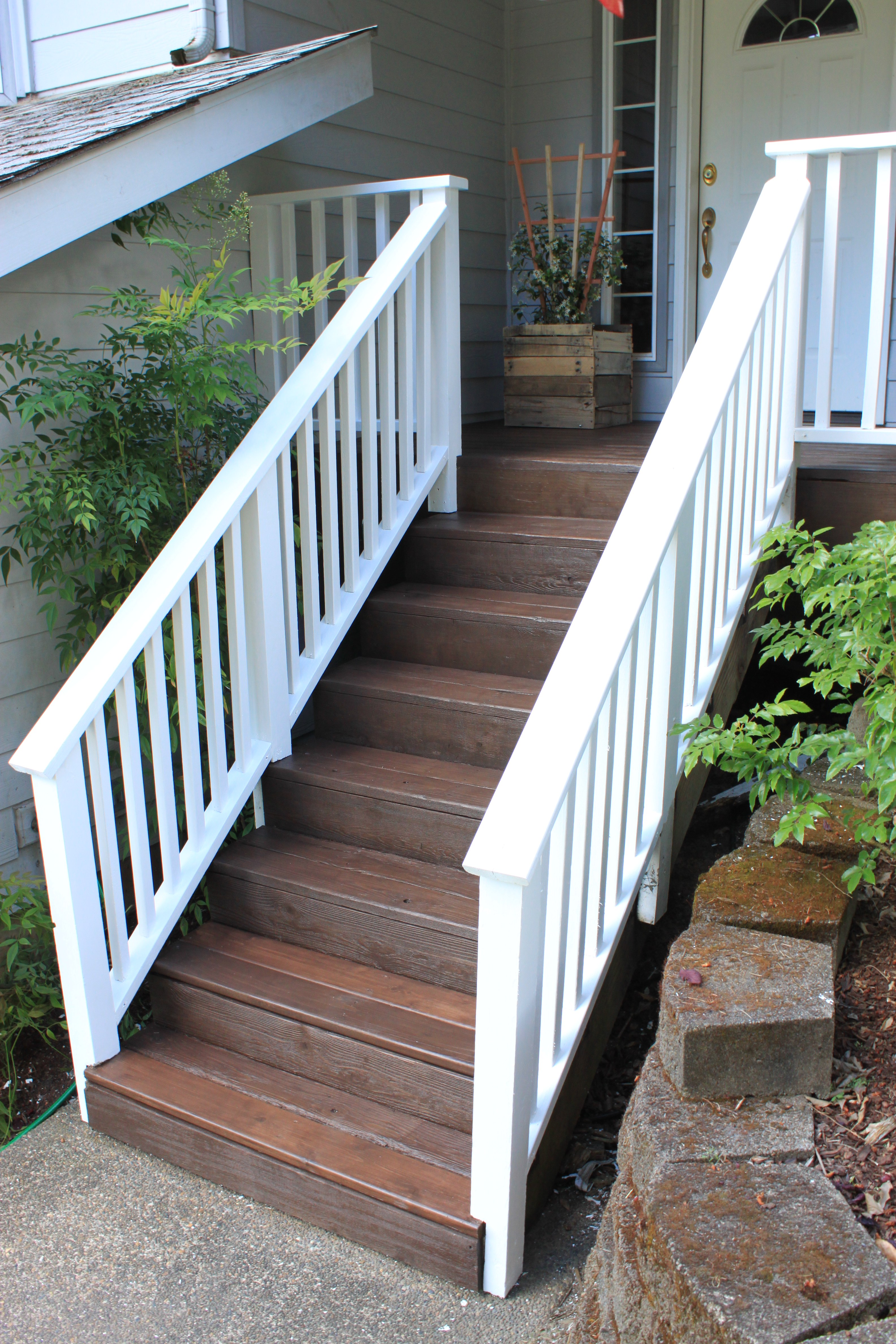 Deck Restoration Just Like Playing House