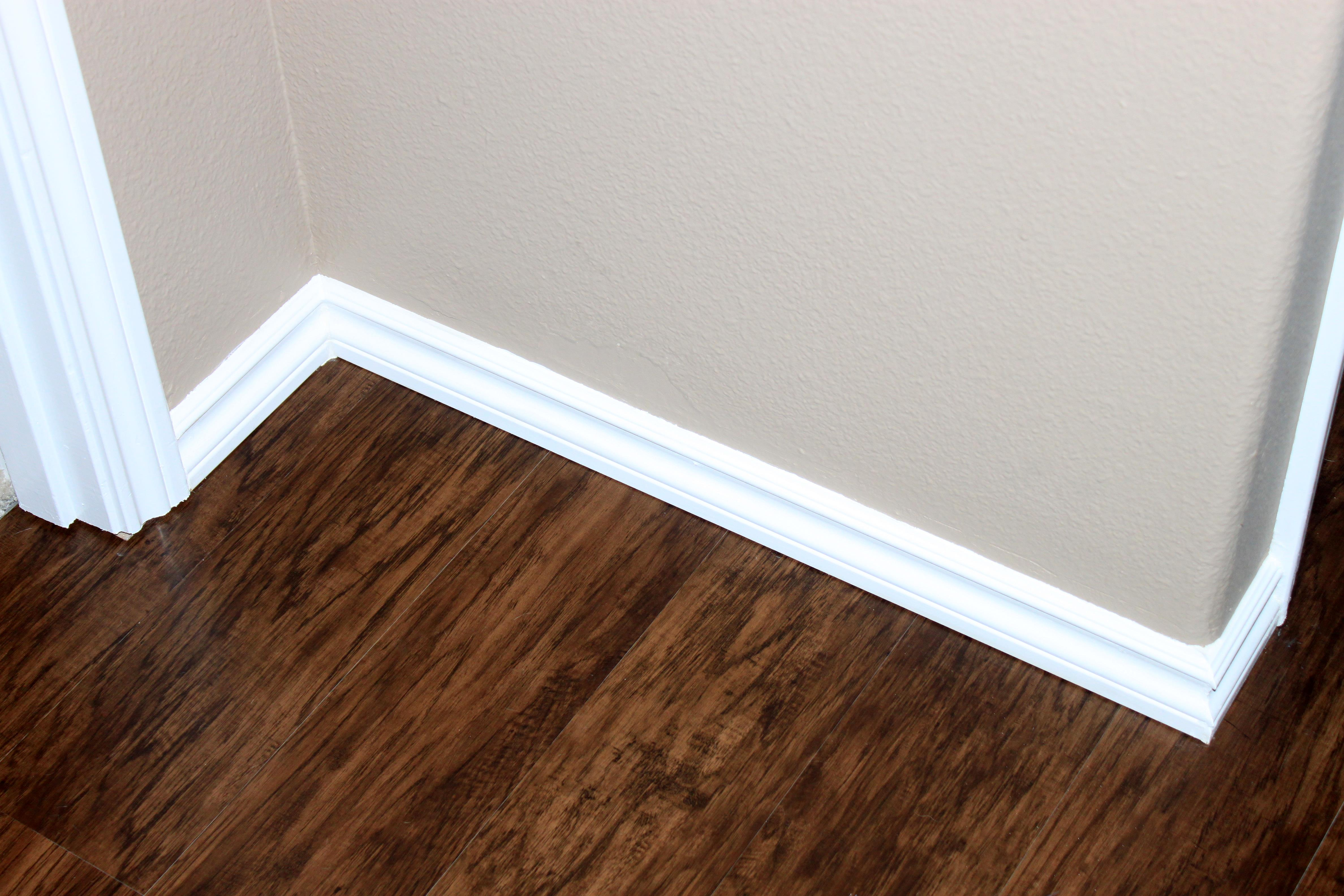 Baseboard How To Just Like Playing House
